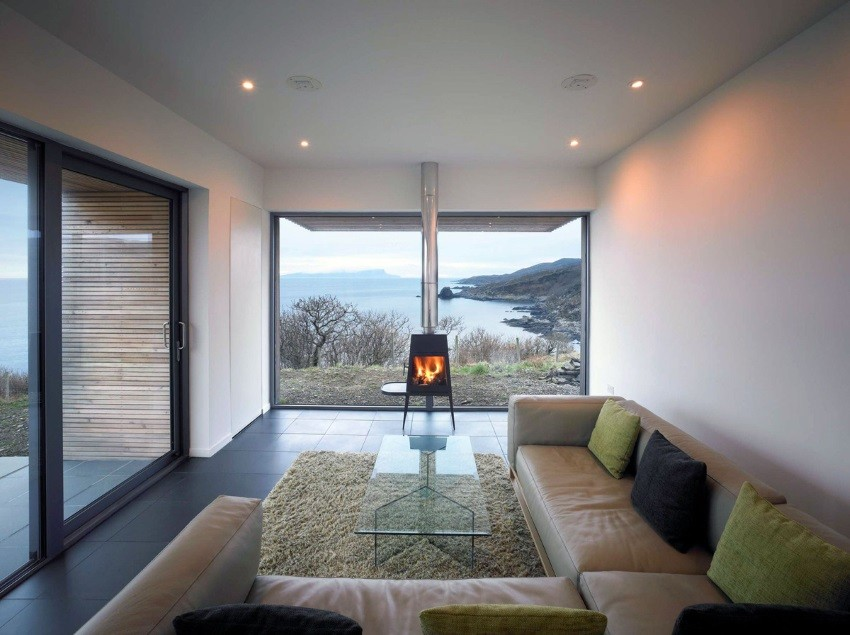 Modern Fireplaces Design Ideas In Cozy Rooms