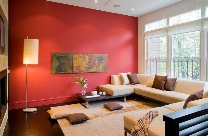 Red Cream Black Living Room Ideas Home Interior Design