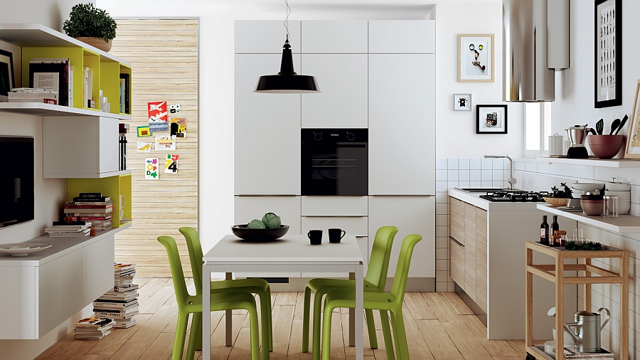 Modular Kitchen Designs Small Kitchens