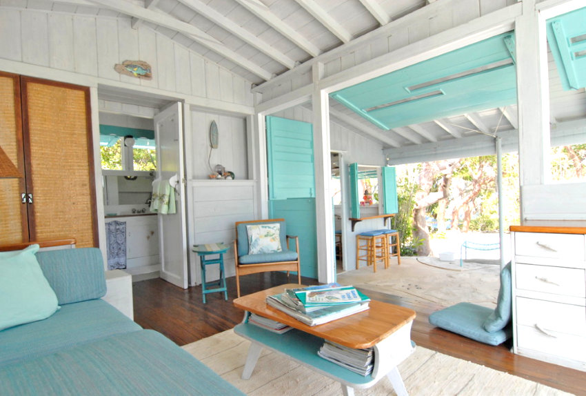 Aqua Colored Home Decor