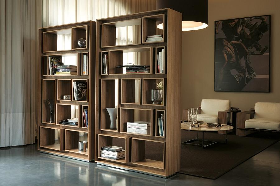 title | Modern Bookshelf