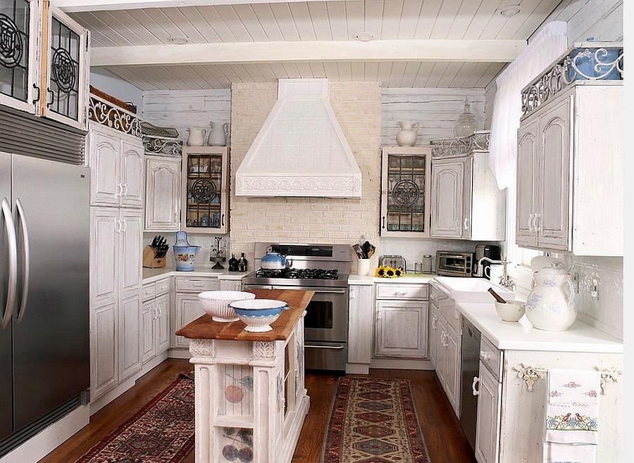 Long Skinny Kitchen Designs