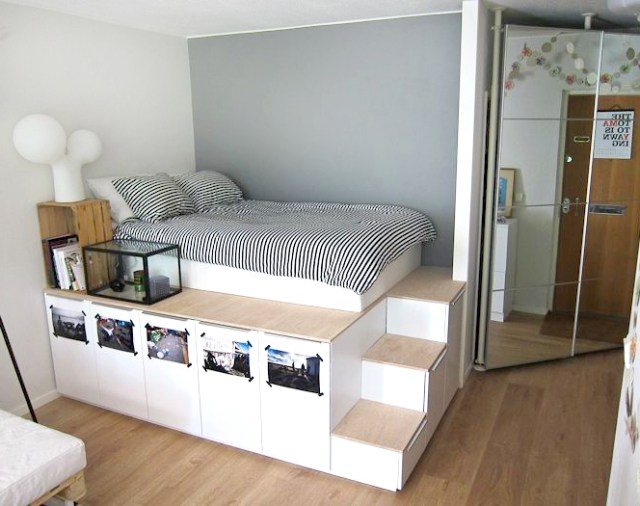 Maximize Your Bedroom Storage With These 8 Clever Storage ...
