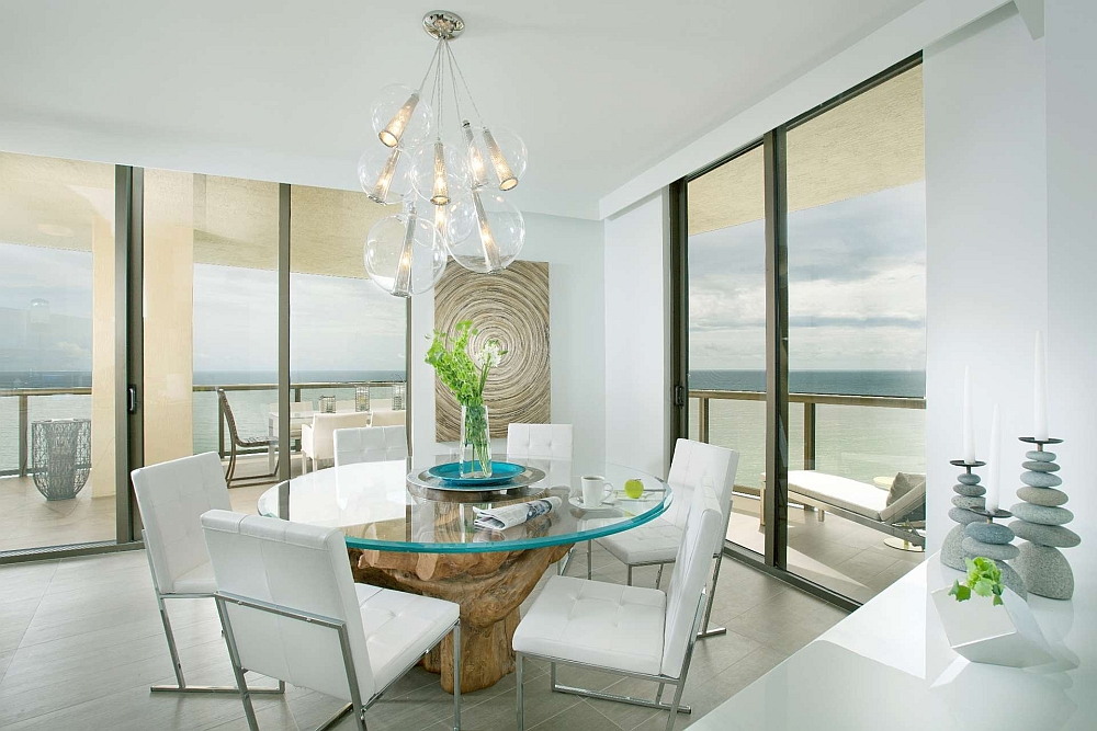Urbane Miami Home Brings Chic Sophistication To Coastal Style