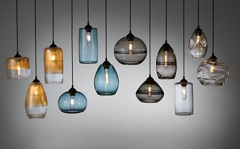 different types of lighting for the