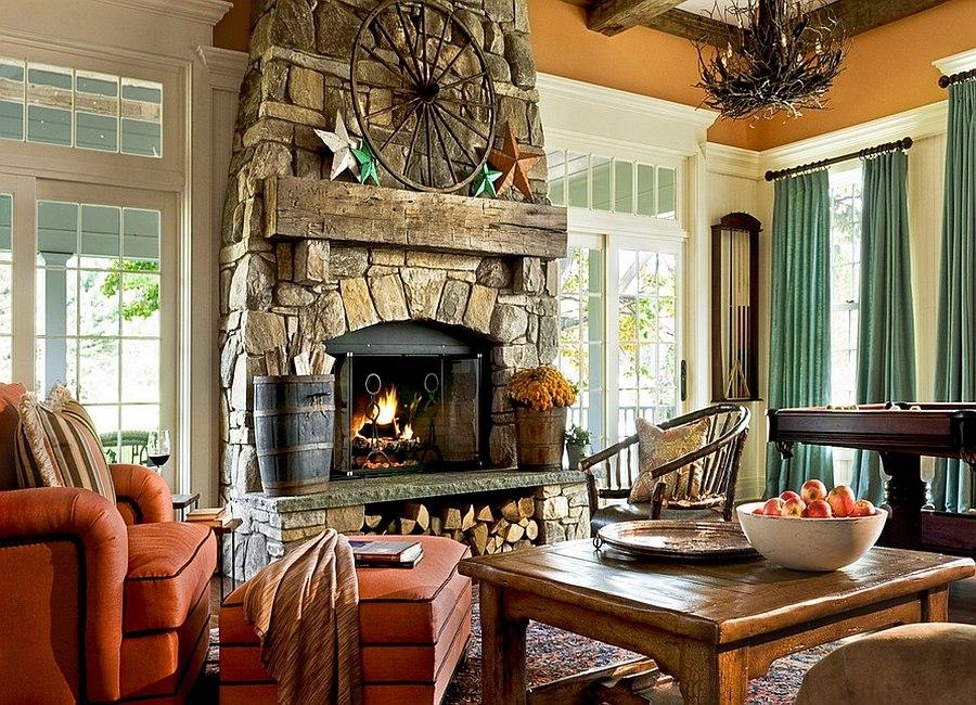 The Artful Woodpile: 30 Fabulous Firewood Storage Ideas