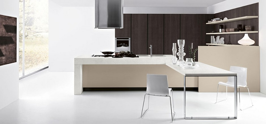Ikea White Gloss Kitchen