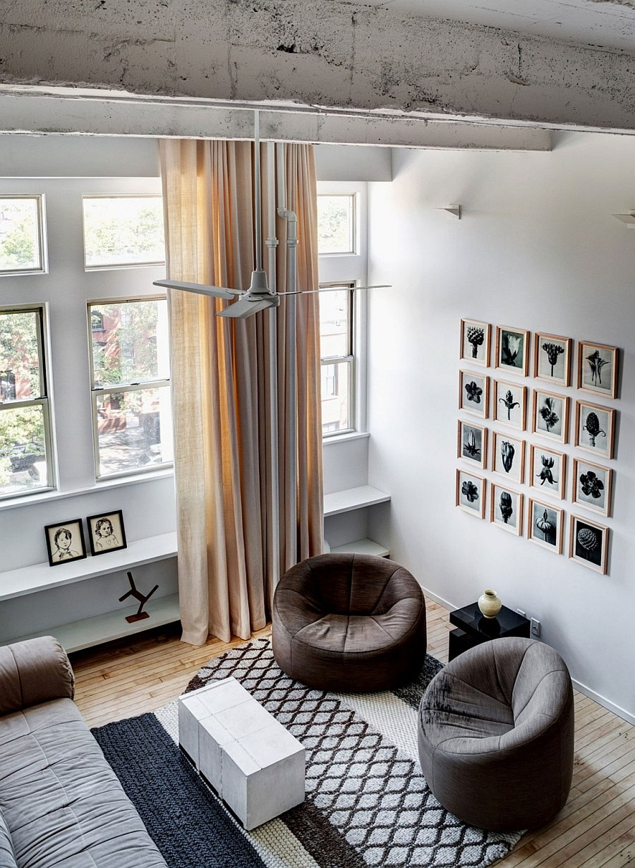 Chic Brooklyn Apartment By Chris Cooper And Jennifer Hanlin