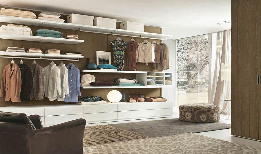 10 Stylish Open Closet Ideas For An Organized Trendy Bedroom
