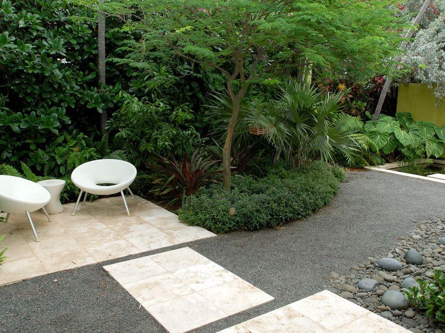 garden landscaping ideas for borders