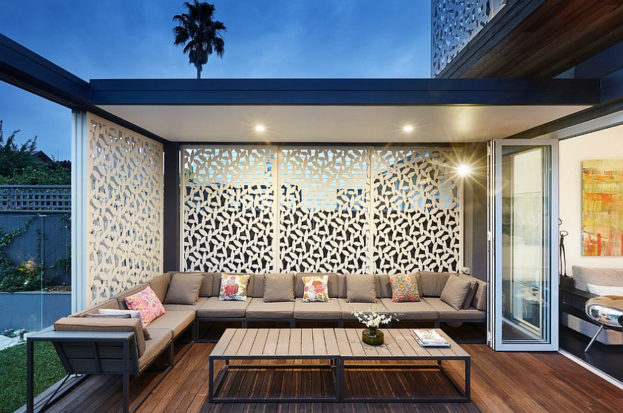 Chic Single Family Home In Sydney By LSA Architects