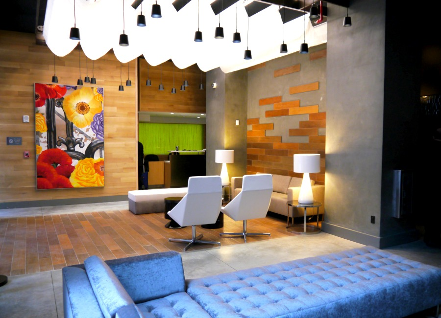 Nyc S Brand New Cambria Hotel Is A Modern Floral Delight