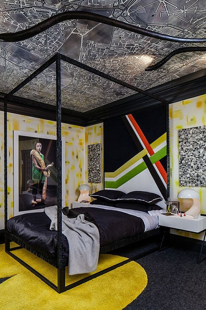 20 awesome kids bedroom ceilings that