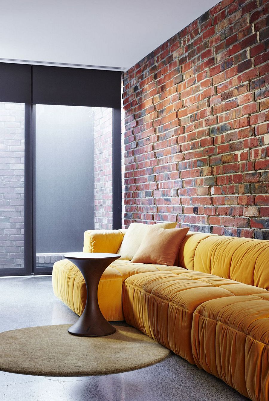 Warehouse Styled Brick House In Melbourne By Jolson