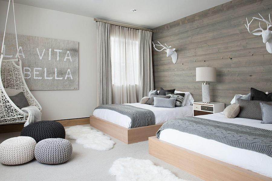 36 relaxing and chic scandinavian bedroom designs