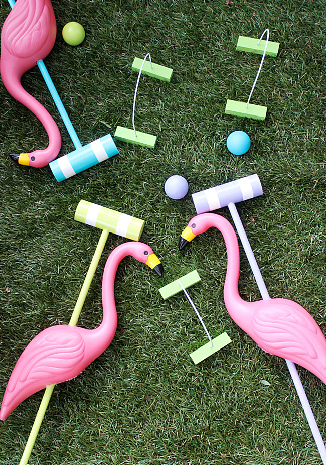 Lawn Games Toddlers