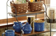 Custom Kitchen Countertop Storage That You'll Be Admired Of
