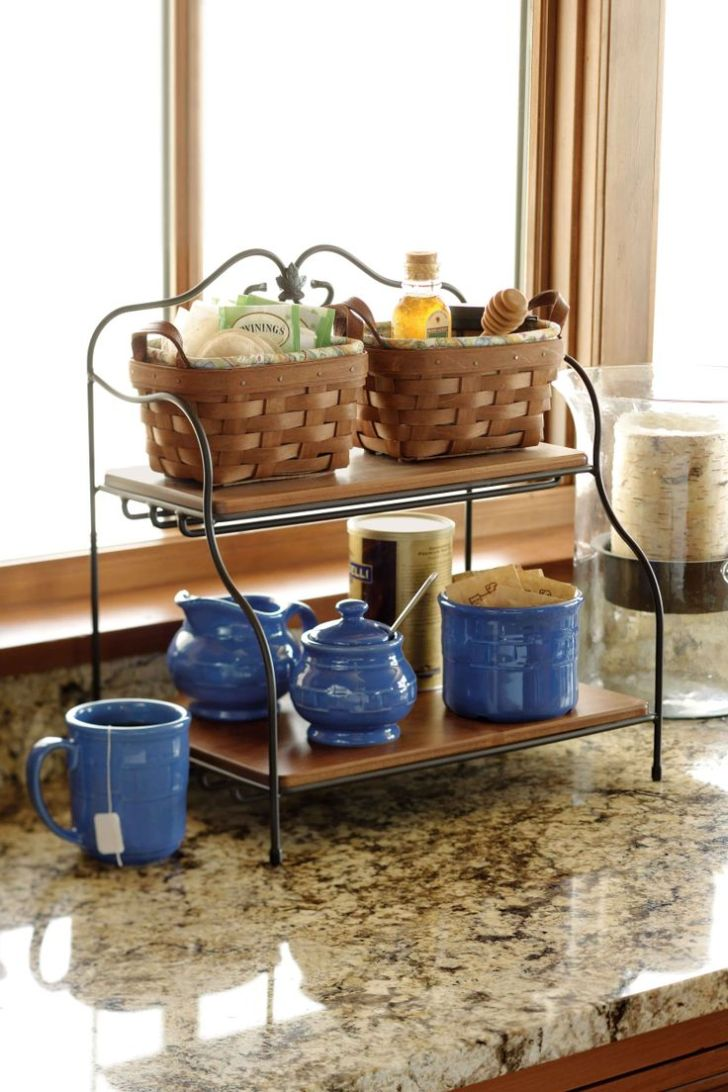 Storage Friendly Accessory Trends Kitchen Countertops