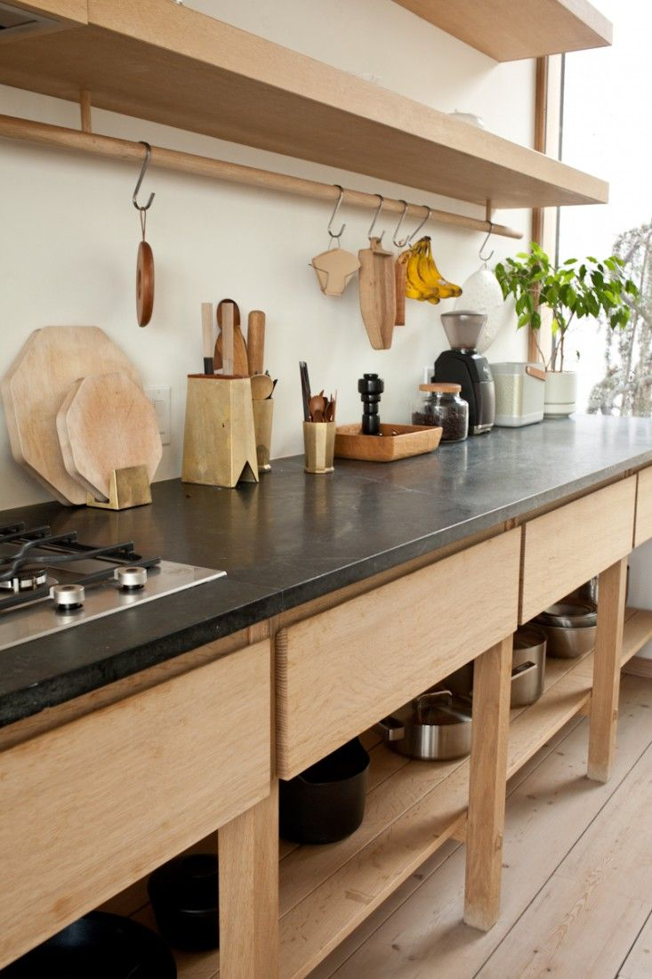 Kitchen Design Zen Type