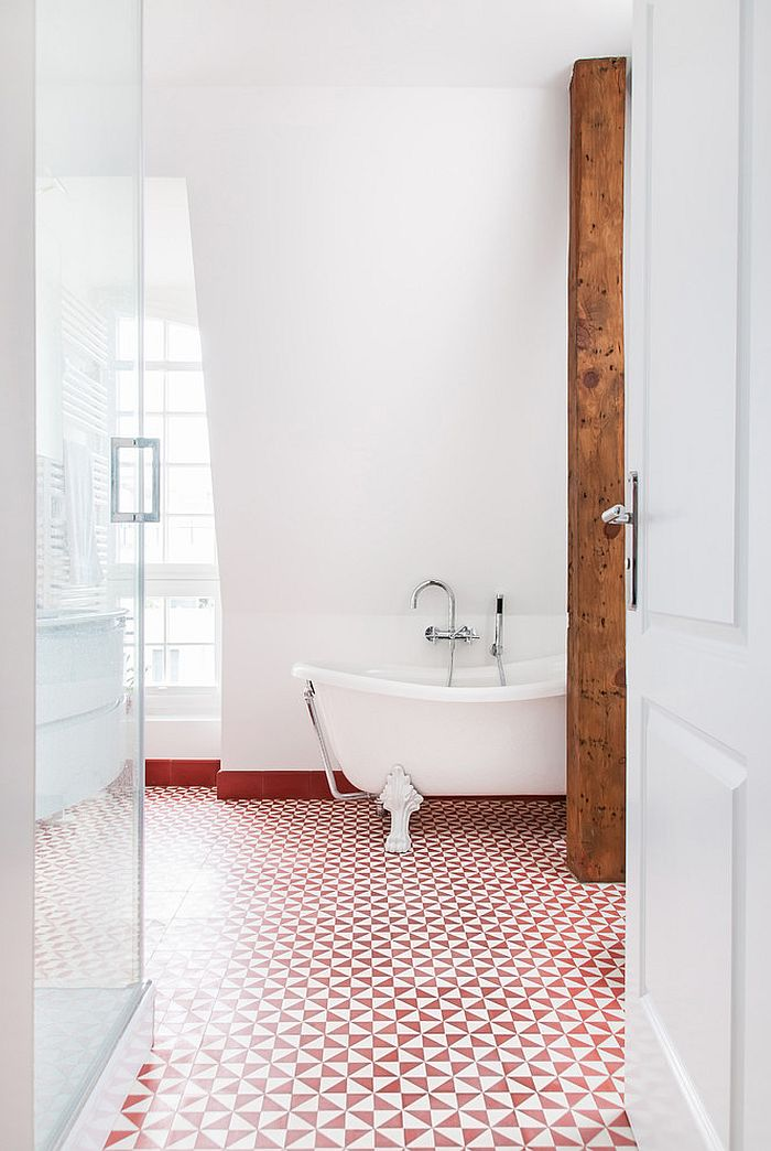 25 Creative Geometric Tile Ideas That Bring Excitement To