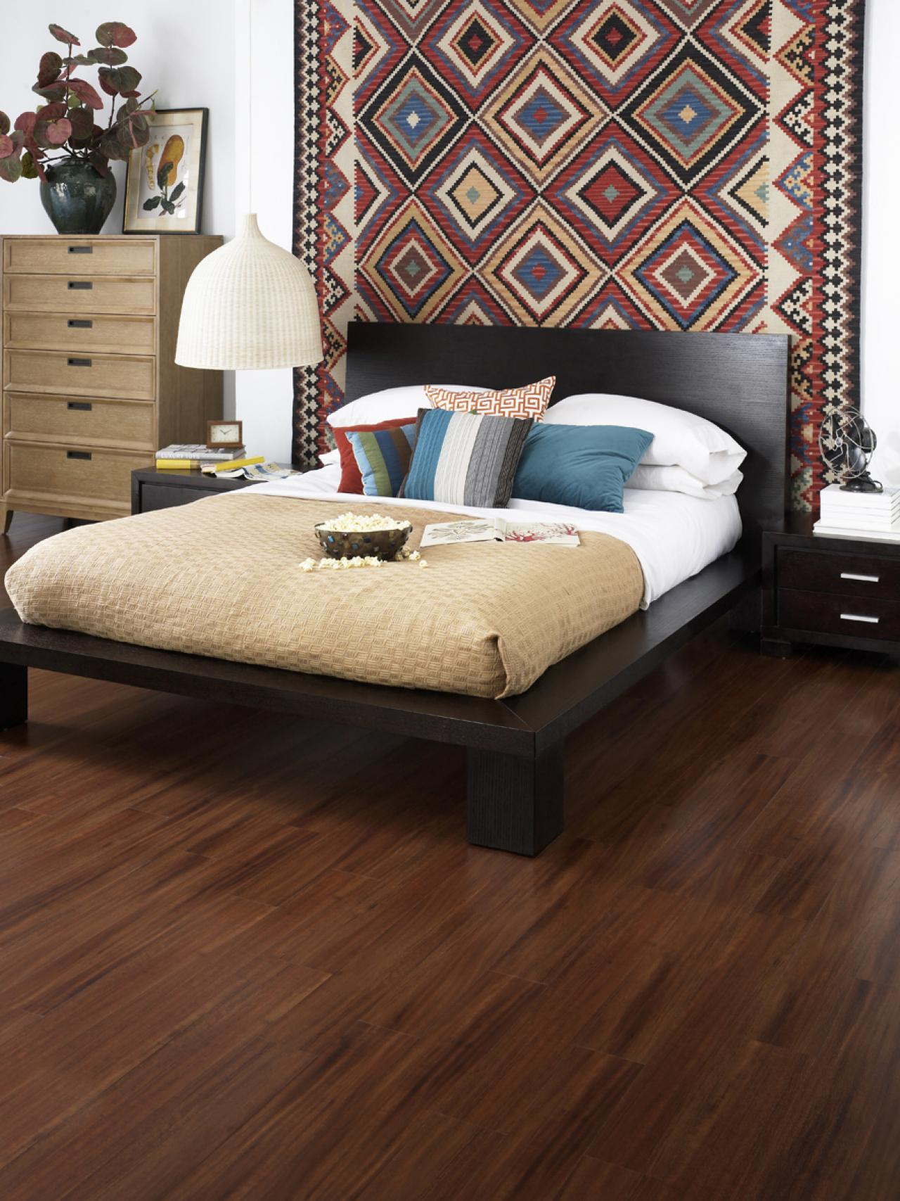 Decorative Bedroom Hacks For Minimizing Dust