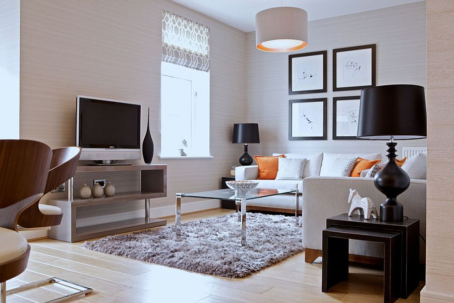 20 small tv room ideas that balance