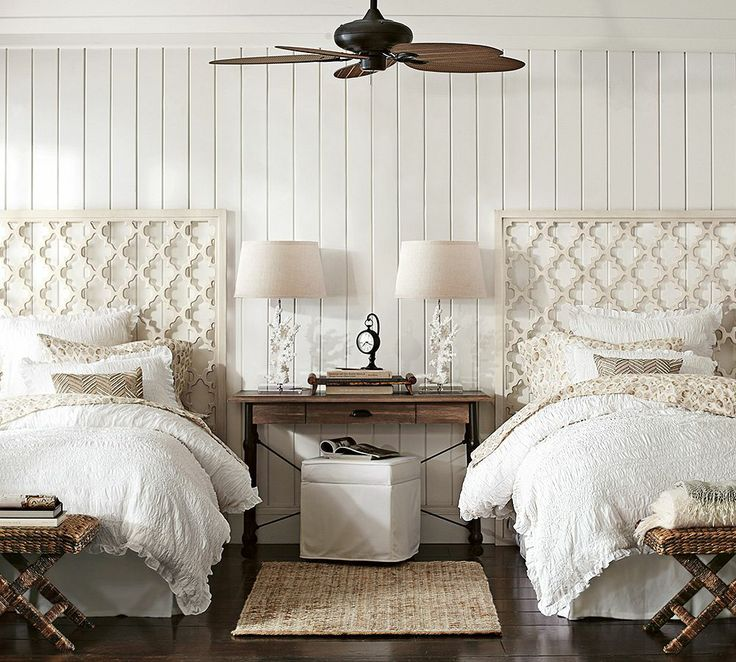 22 Guest Bedrooms With Captivating Twin Bed Designs Interior Design Blogs
