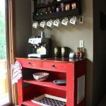 20 Coffee Station Ideas That Are Creative Functional