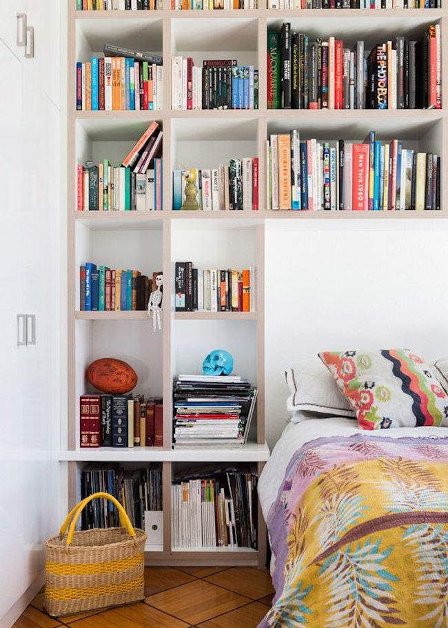 17 diy bookcase headboard design ideas