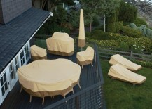 Patio furniture covers from Home Depot