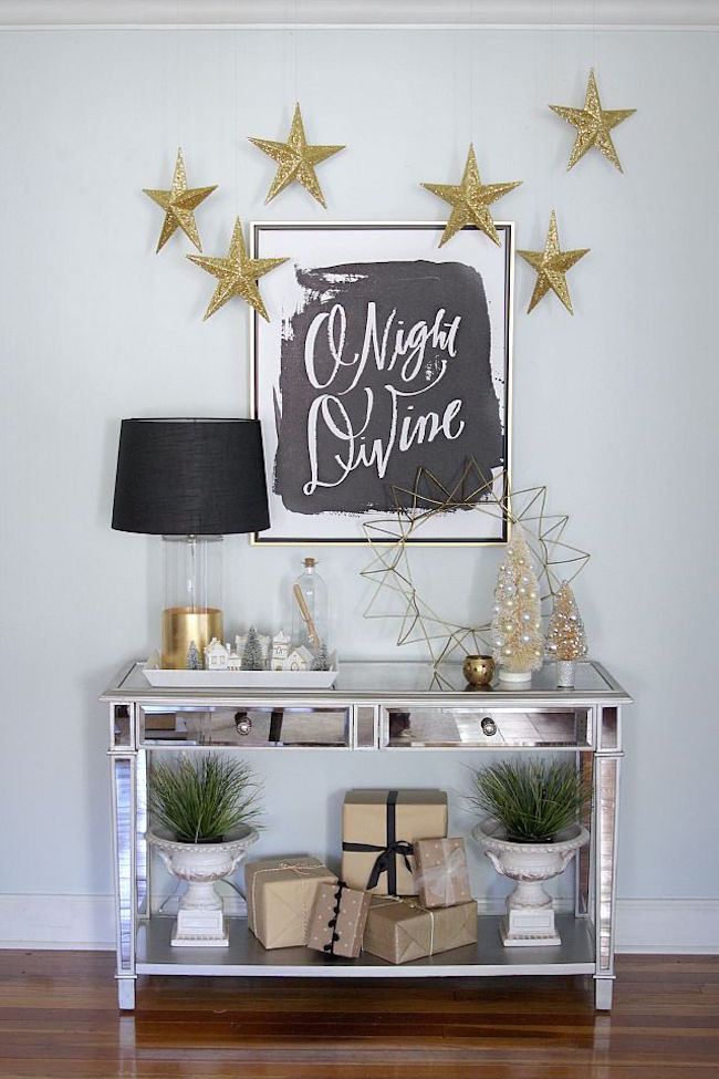 Stunning Black And Gold Christmas Table Decorations 46 About Remodel Home Decoration Ideas With