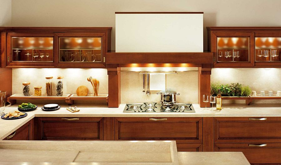 Certosa Luxury Kitchen Gives Timeless Italian Design A