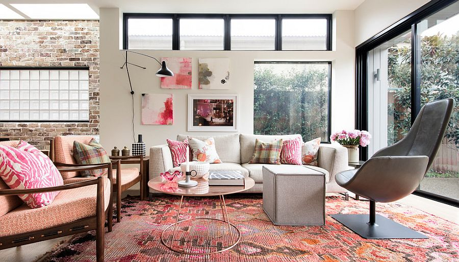 Image result for pink home decor