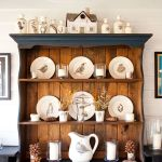 30 Delightful Dining Room Hutches And China Cabinets