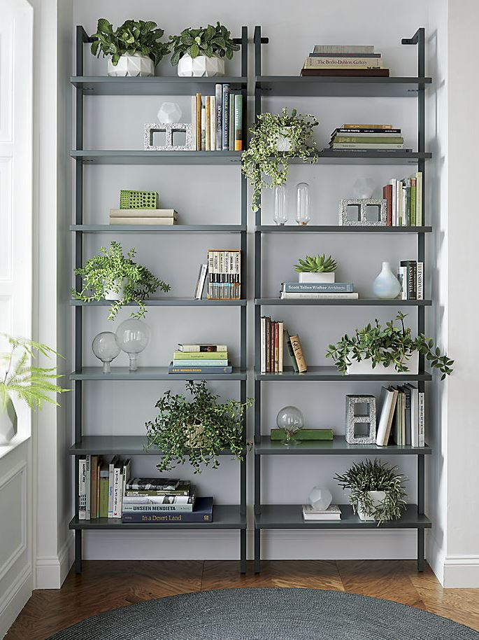 Indoor Plant Wall Shelf