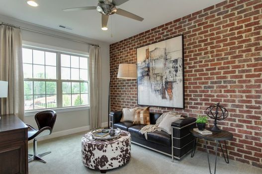 Image result for brick wall at home