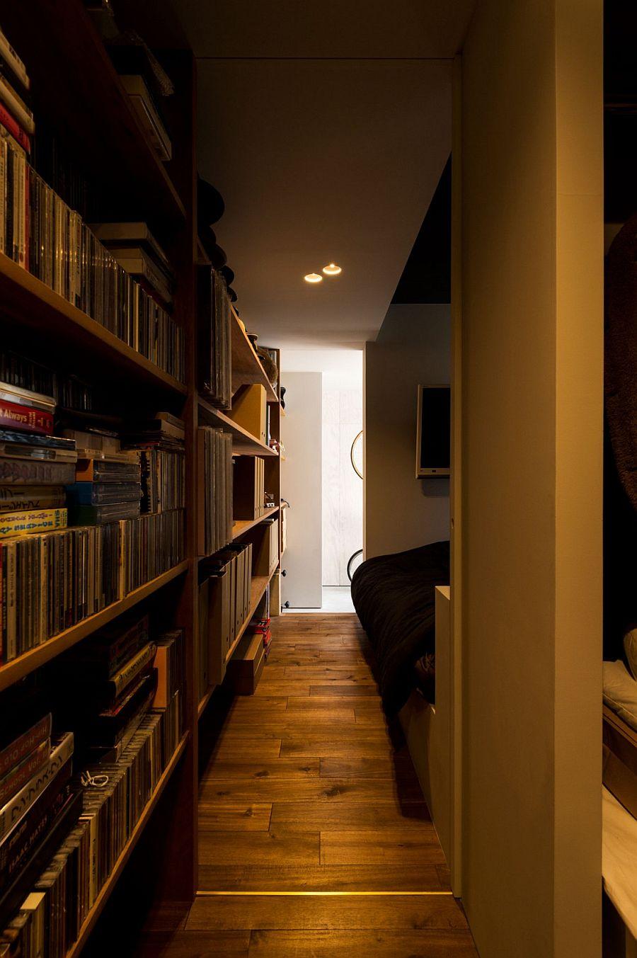 Modern Industrial Japanese Home Redefines Boundaries Of