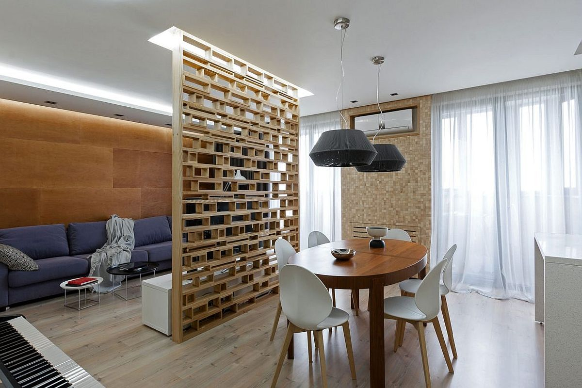 A Lesson In Delineating Space Without Walls: Modern