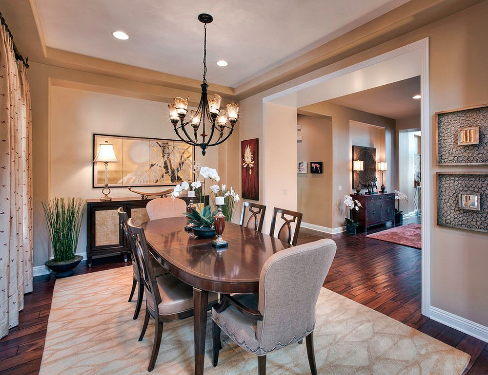 Image Result For How Big Should A Dining Room Rug Be