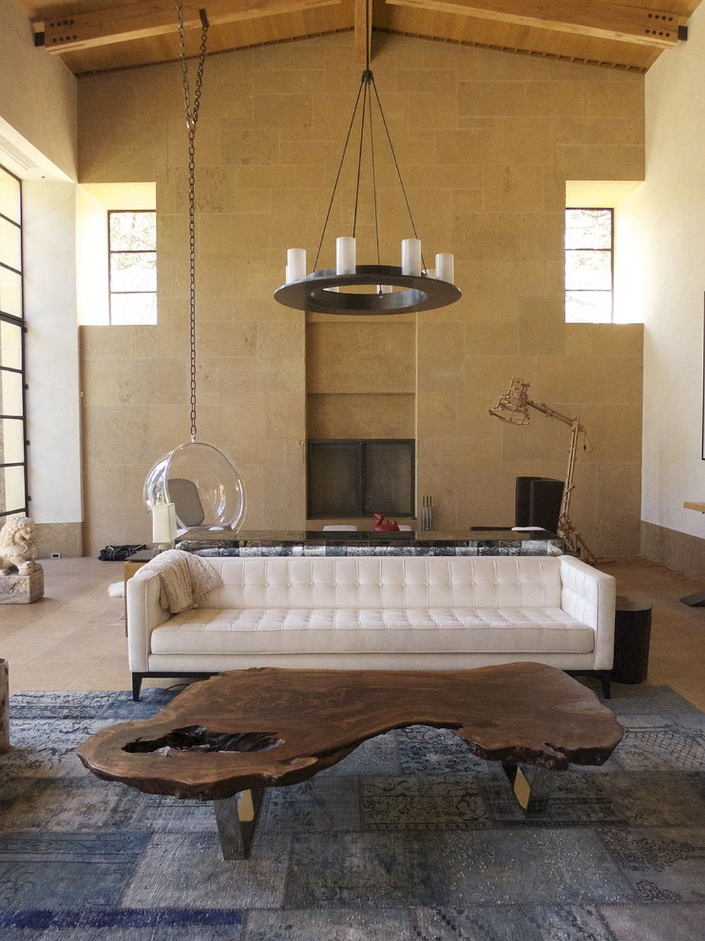 30 live edge coffee tables that