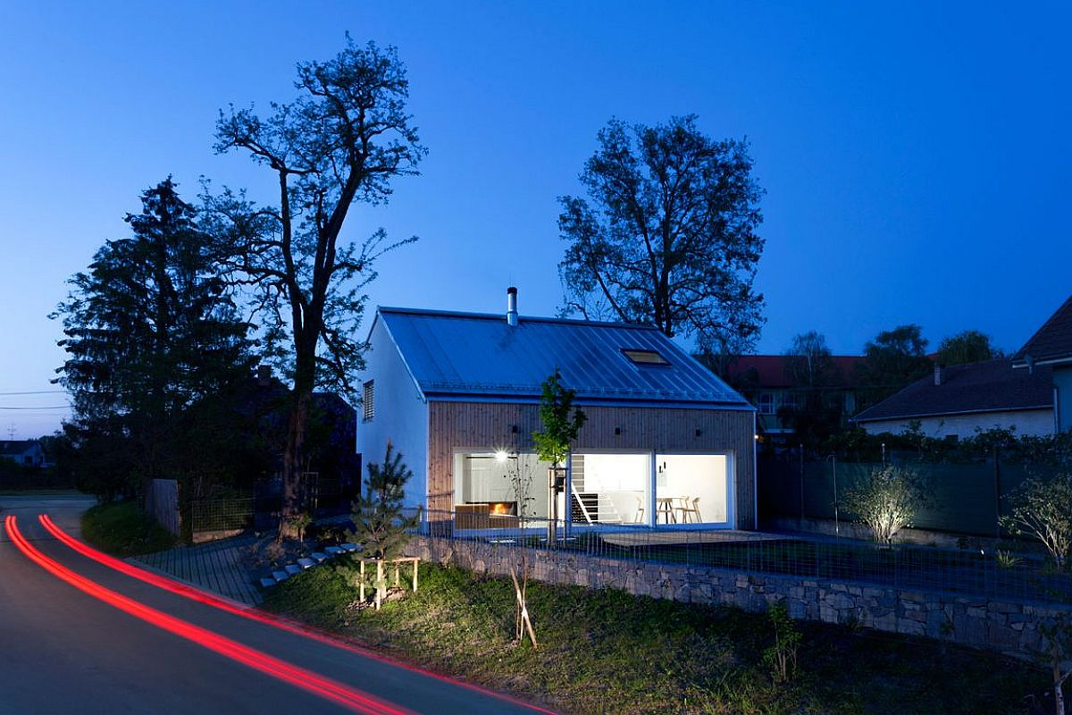 Space Savvy Home In Slovakia Cleverly Utilizes Its
