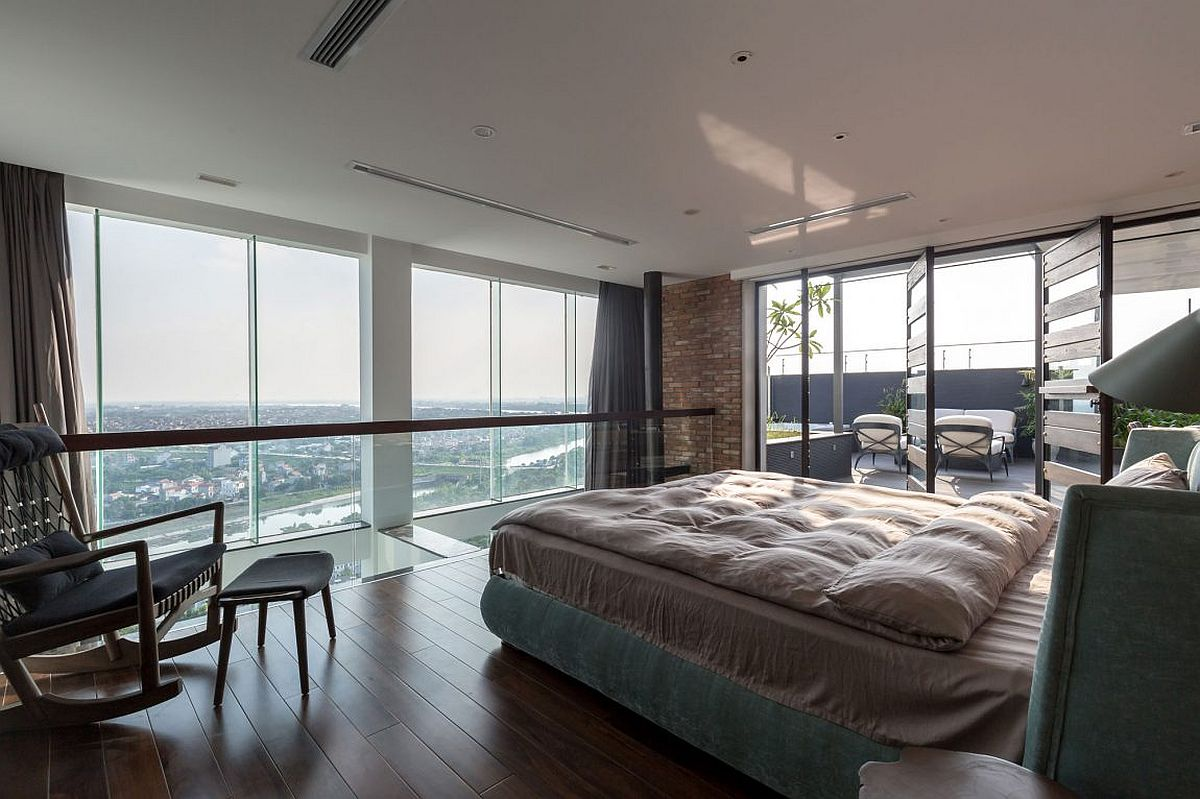 Penthouse Ecopark An Urban Oasis Filled With Greenery And