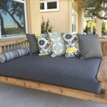Getting Ready For Summer Enliven Your Porch With Comfy Swings