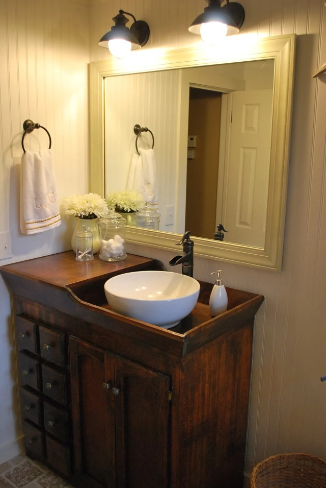 Stunning Bowl Bathroom Sinks Home Decorating Ideas