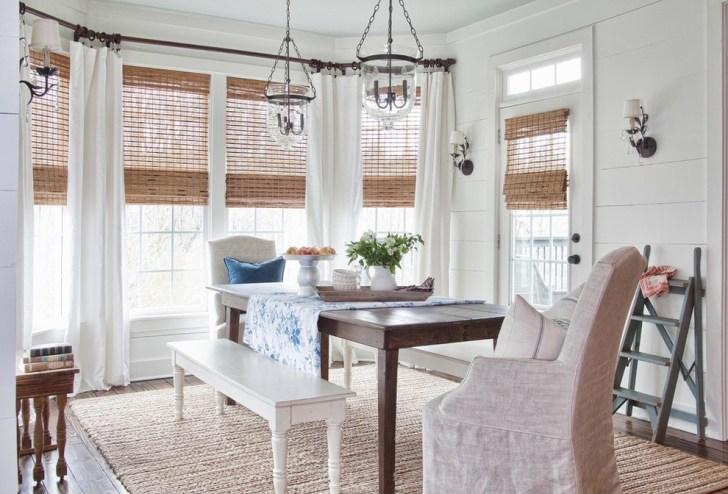 Dining Room Coastal Interior Thrive Rug