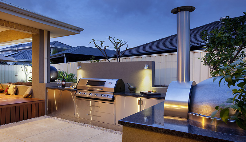 Image Result For Outdoor Bbq Kitchen Cabinets