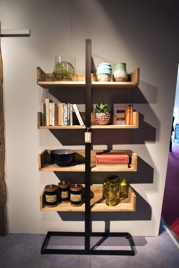 11 Open Wooden Shelves Bringing Modularity And Decorating Ease