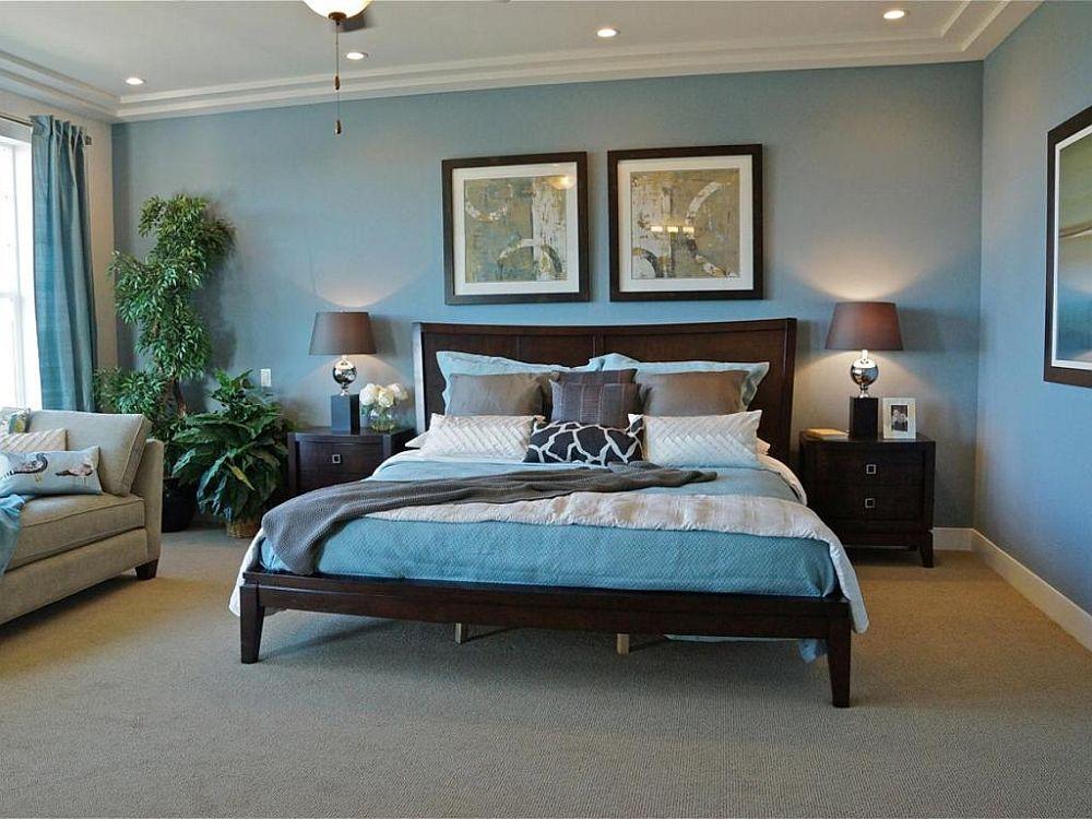title | Light Blue Bedroom Decor