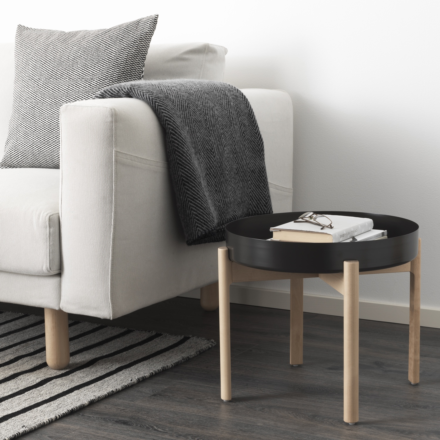 Small Storage Table Coffee