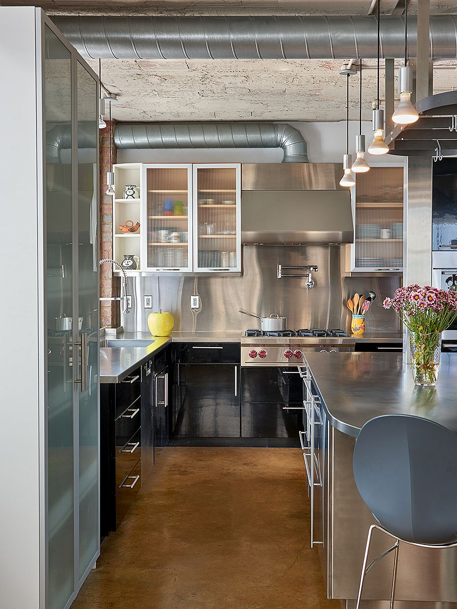 Industrial Apartment In Iconic Mather Studios Gets A